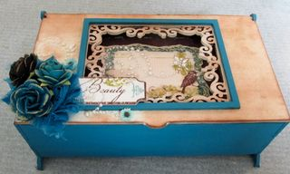 Sherry 3L Trinket box